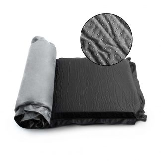 Weisshorn Single Size Self Inflating Matress - Grey