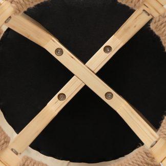 Artiss Set of 2 PU Leather Bar Stools - Beige