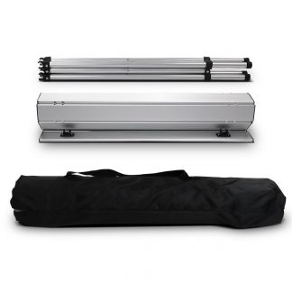 Weisshorn Portable Roll Up Folding Camping Table