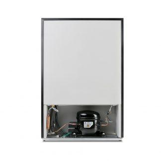 Devanti 95L Portable Mini Bar Fridge - Black