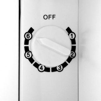 Devanti  95L Portable Bar Fridge - White