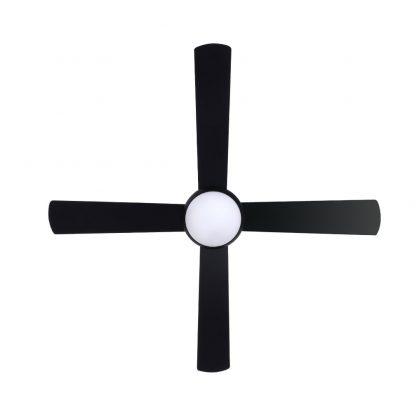 """Devanti 52"""" Ceiling Fan - Black"""