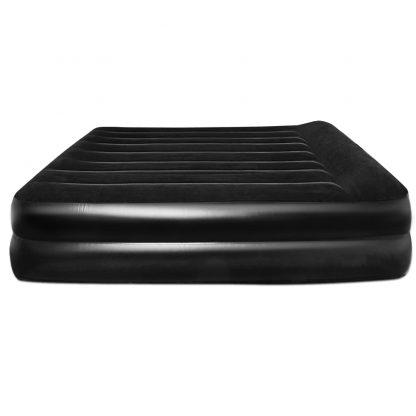 Bestway Queen Size Inflatable Air Mattress - Black