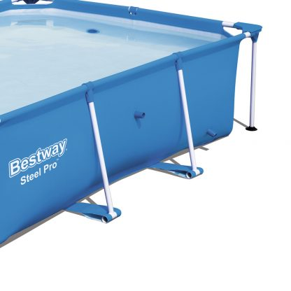 Bestway Rectangular Above Ground Swimming Pool