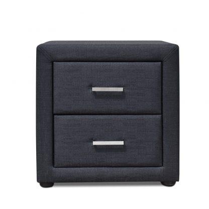 Artiss Moda Bedside table - Charcoal