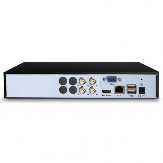 UL-TECH 5 IN 1 4CH DVR Video Recorder CCTV Security System HDMI 1080P