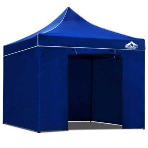 GAZEBO C 3X3 DX BLUE 00 1 300x300 - Instahut 3x3m Outdoor Gazebo - Blue