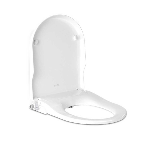 BIDET N ELEC 04 WH 00 600x600 - Non Electric Bidet Toilet Seat - White