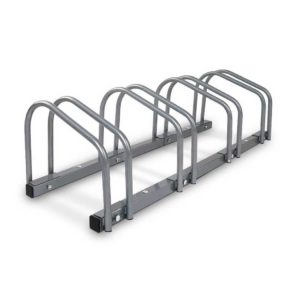 bike 4 si 00 1 300x300 - Portable Bike 4 Parking Rack Bicycle Instant Storage Stand - Silver