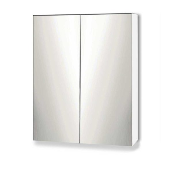 BV MC 6003 WH 00 600x600 - Cefito Bathroom Vanity Mirror with Storage Cavinet - White