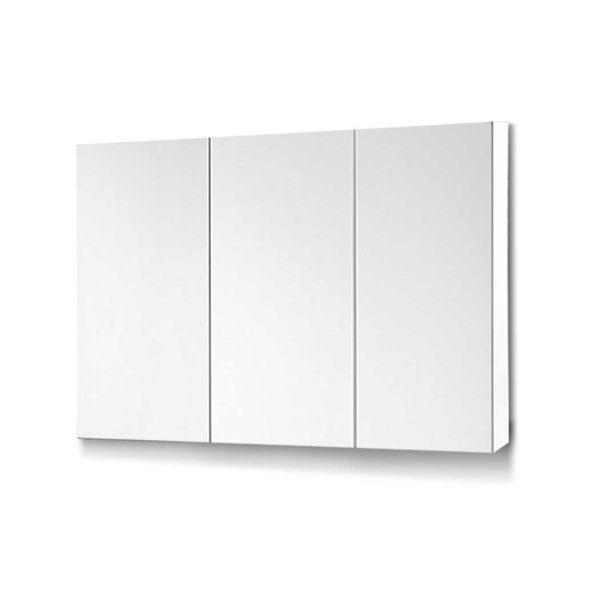 BV MC 6005 WH AB 00 600x600 - Cefito Bathroom Vanity Mirror with Storage Cabinet - White