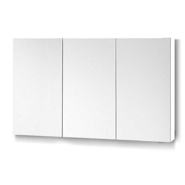BV MC 6006 WH AB 00 600x600 - Cefito Bathroom Vanity Mirror with Storage Cabinet - White