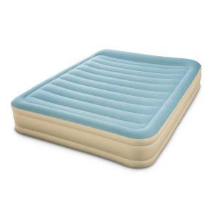 BW BED Q 69007 00 300x300 - Bestway Queen Size Inflatable Air Mattress - Light Blue & Beige