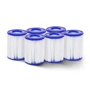 BW CA 800 58094 00 300x300 - Set of 6 Bestway Pool Filter Cartridge