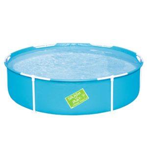 BW POOL KID R 56283 00 300x300 - Bestway Kids Swimming Pool  -Round