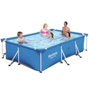 BW POOL S 3M 56498 00 300x300 - Bestway Steel Above Ground Swimming Pool