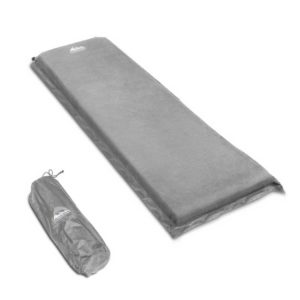 CAMP MAT SUE SIN GREY 00 300x300 - Weisshorn Single Size Self Inflating Matress - Grey