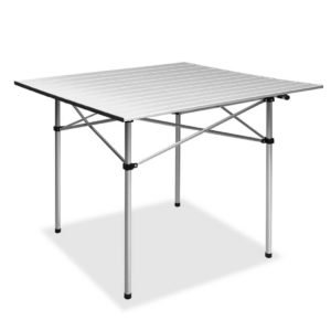 CAMP T ALUM 70 00 300x300 - Weisshorn Portable Roll Up Folding Camping Table