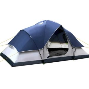 camp tent dome6 na 00 300x300 - Weisshorn 6 Person Family Camping Tent Navy Grey