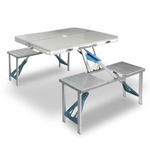 CAMP T MDF 85 00 300x300 - Portable Folding Camping Table and Chair Set 85cm