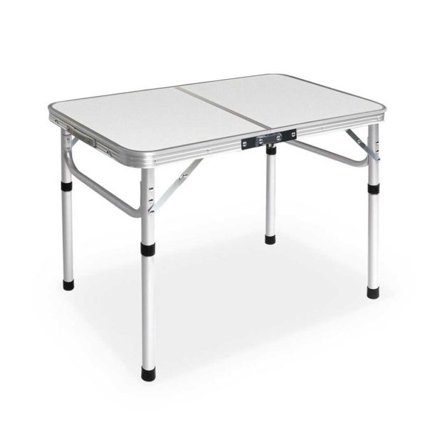 CAMP T MDF 90 00 600x600 - Weisshorn Foldable Kitchen Camping Table