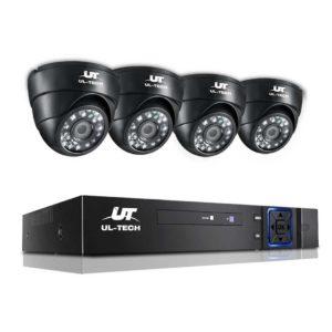CCTV 8C 4D BK 00 300x300 - UL Tech 1080P 8 Channel HDMI CCTV Security Camera