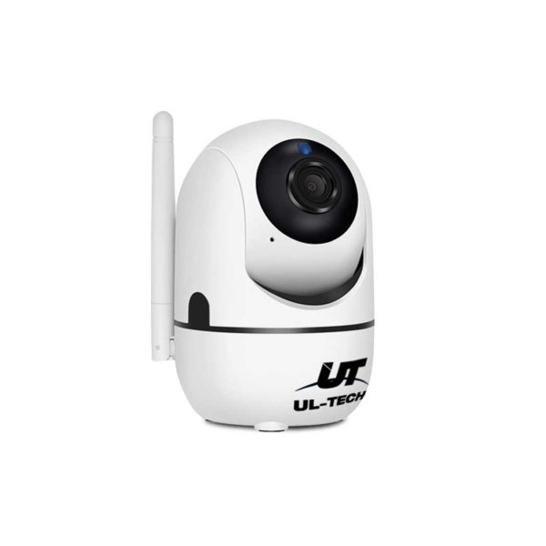 CCTV IP EGG WH 00 600x600 - UL-TECH 1080P Wireless IP Camera CCTV Security System Baby Monitor White