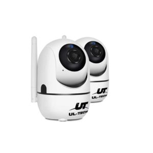 CCTV IP EGG WH FC2 00 300x300 - UL-TECH 1080P Wireless IP Camera CCTV Security System Baby Monitor White