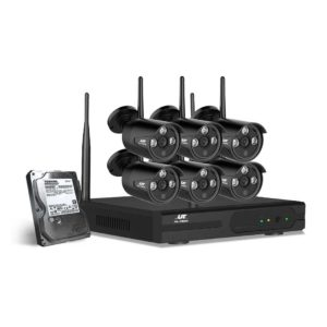 CCTV WF CLA 8C 6B 2T 00 300x300 - UL-Tech CCTV Wireless Security System 2TB 8CH NVR 1080P 6 Camera Sets