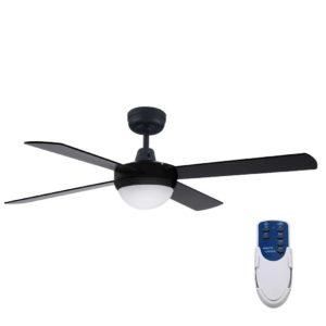 "CF RC 52 BK 00 300x300 - Devanti 52"" Ceiling Fan - Black"