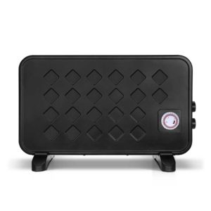 CHP 01TF BK WH 00 300x300 - Devanti 2000W Electric Metal Panel Heater Convection Heating Timer Portable Black