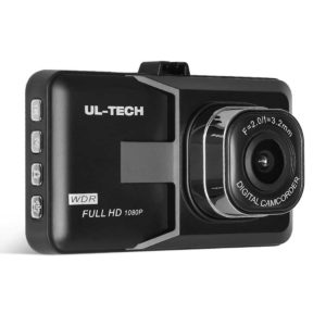 DC RLDV 305 BK 00 300x300 - UL Tech 3 Inch Screen Dash Cam - Black