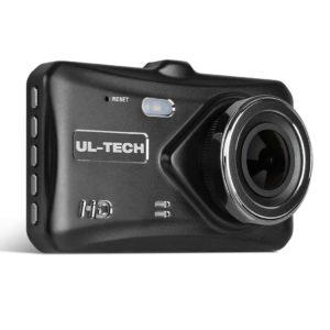 DC RLDV A18 BK 00 300x300 - UL Tech 4 Inch Dual Camera Dash Camera - Black