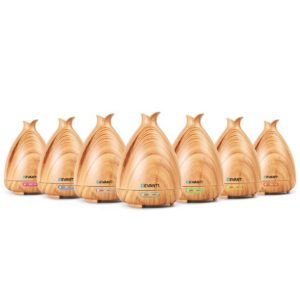 diff 158 lw 00 300x300 - DEVANTI Aroma Diffuser Air Humidifier Light Wood Grain 120ml