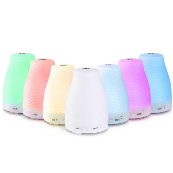 diff 301 wh 00 600x600 - Devanti Aroma Diffuser - White
