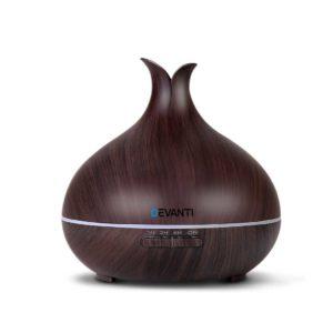 diff 317 dw 00 300x300 - DEVANTI Aroma Diffuser Air Humidifier Dark Wood Grain 400ml