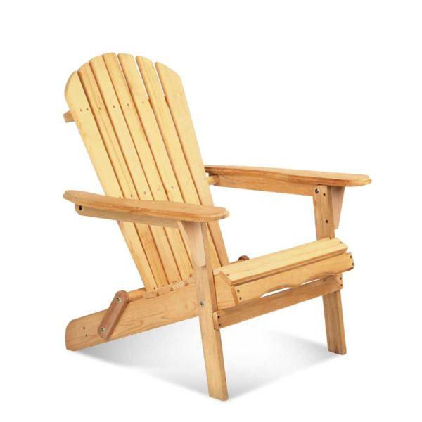 FF BEACH CHAIR NTL 00 600x600 - Gardeon Outdoor Foldable Beach Garden Chair