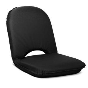 FLOOR CAMP 0156R BK 00 300x300 - Artiss Foldable Beach Sun Picnic Seat - Black