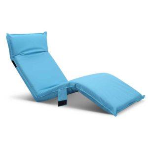 FLOOR OUT 0302 BU 00 300x300 - Artiss Adjustable Beach Sun Pool Lounger - Blue