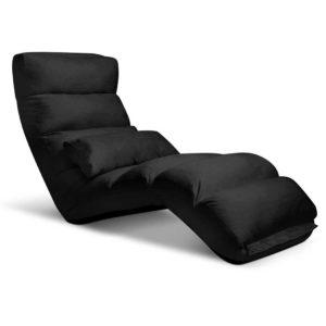 FLOOR SBL 03 BK 00 300x300 - Artiss Adjustable Lounge Sofa Chair - Black