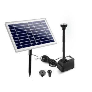 FOUNT POND B 100 00 300x300 - Gardeon Solar Powered Water Pond Pump 60W