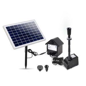 FOUNT POND B 100 DX 00 300x300 - Gardeon Solar Powered Water Pond Pump 60W