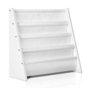 FURNI G MAG257 WH 00 300x300 - Artiss Kids Bookshelf - White