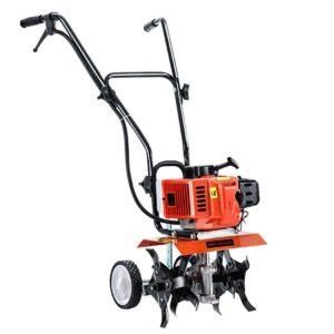 GTC SIF 4B OG 00 300x300 - Giantz 65CC Garden Cultivator Tiller Petrol Rotary Hoe 16 Tines Rototiller
