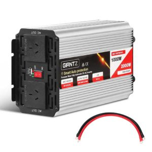invert p 1000w sl 00 300x300 - Giantz 1000W Puresine Wave DC-AC Power Inverter