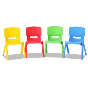 KPF CHAIR 4PC BRGY 00 300x300 - Keezi Set of 4 Kids Play Chairs