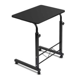 LA DESK 60 BK 00 300x300 - Portable Adjustable Wooden Latpop Stand - Black