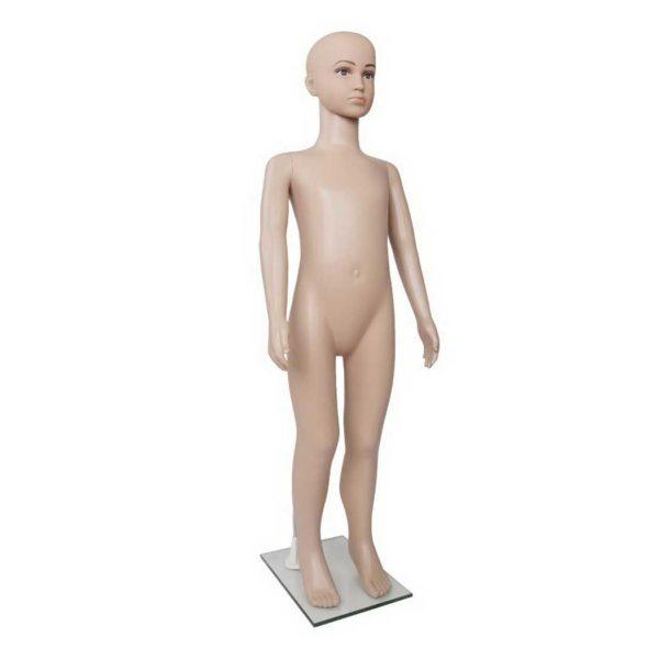 manne chi wf skco 00 600x600 - Full Body Child Mannequin