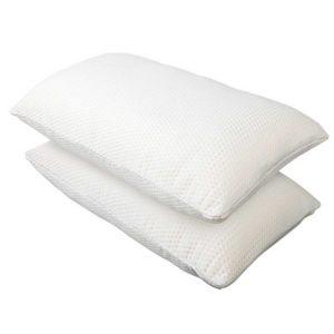 mattress lux pillowx2 00 300x300 - Giselle Bedding Set of 2 Visco Elastic Memory Foam Pillows