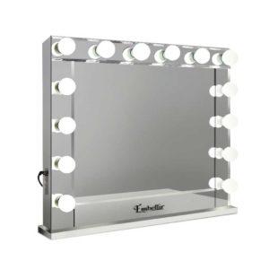 mm frame 6580 mi 00 300x300 - Embellir Make Up Mirror with LED Lights - Silver